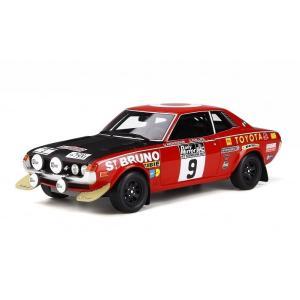 OTTO 1/18 トヨタ セリカ 1600GT TA22 RAC 1973 ( レッド/ブラック) 世界限定 2,000個|hiko7