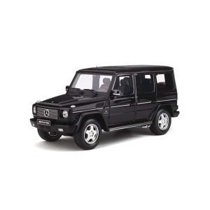 【OTTO】1/18 メルセデス ベンツ Gクラス 55 AMG (ブラック)世界限定 2,000個|hiko7