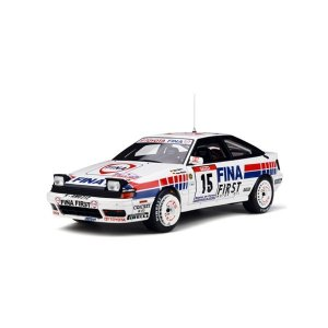 【OTTO】 1/18 トヨタ セリカ GT-Four (ST165) ツール・ド・コルス 1991 (ホワイト/ブルー/レッド)世界限定 2,000個|hiko7