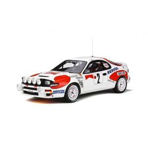 【OTTO】 1/18 トヨタ セリカ ST185 モンテカルロ 1992 (ホワイト/レッド)世界限定 1,500個|hiko7