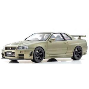 OTTO 1/18 ニスモ GT-R Z-tune (グリーン) 世界限定 300個 Kyosho Exclusive|hiko7