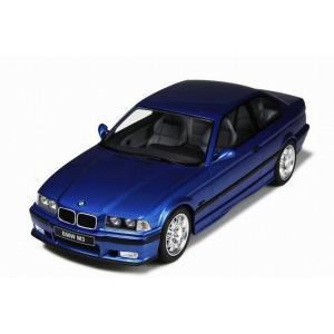 【オットー】 1/12 BMW M3 E36 (ブルーメタリック) 限定 2000台|hiko7