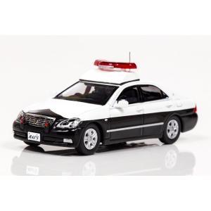 【RAI'S】 1/64 トヨタ クラウン 180系 警察パトロール車両 (警ら仕様) *Official shop限定モデル|hiko7