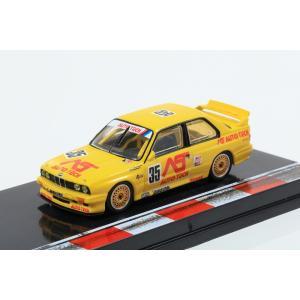 TARMAC 1/64 BMW M3 JTCC 1991 #35 Division 2 Champion hiko7