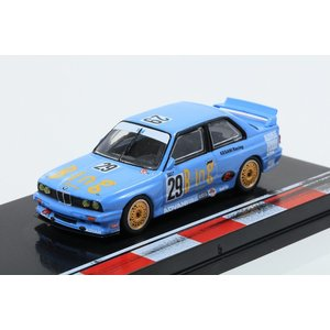 TARMAC 1/64 BMW M3 JTCC 1992 #29 Division 2 Champion hiko7