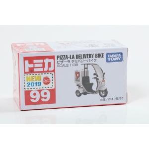 【トミカ】 No.99 ピザーラ デリバリーバイク|hiko7