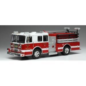 ixo 1/43 シーグレーヴ MARAUDER 2 シャーロット市消防署|hiko7