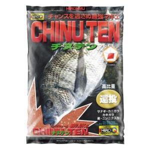 ヒロキュー集魚材 チヌTEN 1ケース12個入り  |hikoboshi-fishing