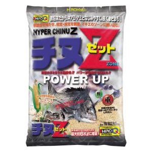 ヒロキュー集魚材 ハイパーチヌZ 1ケース12個入り  |hikoboshi-fishing