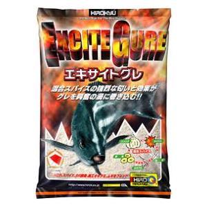 ヒロキュー集魚材 エキサイトグレ 1ケース12個入り  |hikoboshi-fishing
