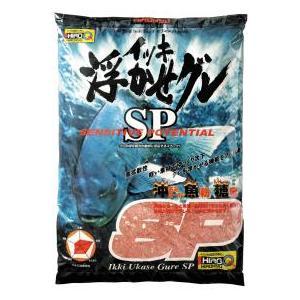 ヒロキュー集魚材 イッキ浮かせグレSP 1ケース12個入り  |hikoboshi-fishing