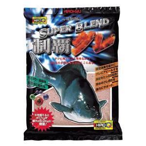 ヒロキュー集魚材 スーパーブレンド制覇グレ 1ケース12個入り  |hikoboshi-fishing