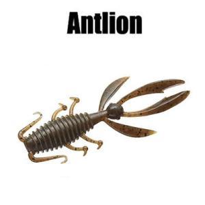 エバーグリーン アントライオン 2.7インチワーム EVER GREEN  Antlion   Worm|hikoboshi-fishing