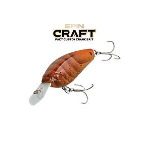 エバーグリーン マイクロクランク ファクト スピンクラフト EVERGREEN FACT SPIN Craft |hikoboshi-fishing