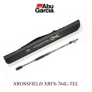 アブガルシア クロスフィールド  XRFS-764L-TEAbu Garcia XROSSFIELD XRFS-764L-TE|hikoboshi-fishing