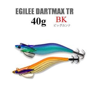 マルキュー フィッシュリーグ エギリーダートマックスTR40-BK ビッグカンナFishLeague  EGILEE DARTMAX TR-BK 40g|hikoboshi-fishing