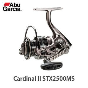 アブガルシア 17カーディナル2 STX 2500MS 汎用スピニングリール アルミ替えスプール付き 1429976 Abu Garcia Cardinal 2 STX 2500MS |hikoboshi-fishing