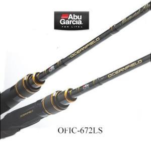 アブガルシア オーシャンフィールド イカメタ OFIC-672LSAbuGarcia OCEANFIELD IKAMETA OFIC-672LS 1402742|hikoboshi-fishing