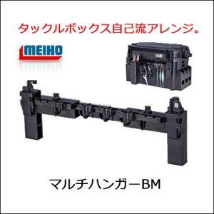 バケットマウスシリーズ・ランガンBOXシリーズに装着可能なマルチハンガーBM。 使用頻度の高いプライ...