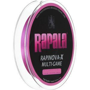 ラパラ RAPARA (ピンク150m0.6-1.5号)ラピノヴァX  マルチゲーム  RAPINOVA-X MULTI-GAME ピンク  メール便OK|hikoboshi-fishing