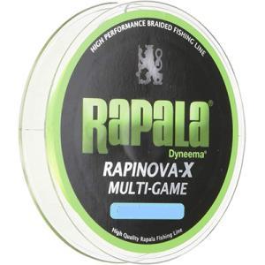 ラパラ RAPARA(グリーン200m 0.6〜1.5号) ラピノヴァX マルチゲーム(グリーン) 200m RLX200M メール便OK|hikoboshi-fishing