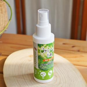 携帯用スプレー 空ボトル 100mL 容器 除菌 消臭 みらいゆ じあ マスク除菌|hikwsi-powata