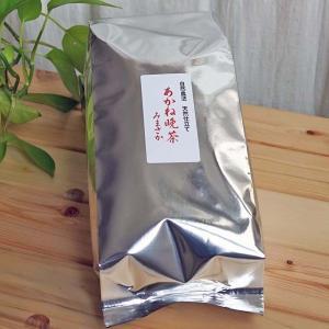 お茶 番茶 あかね晩茶 茶葉 200g 簡易パッケージ 国産 貴重 在来種|hikwsi-powata