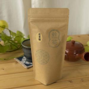 お茶 煎茶 茶葉 100g 国産 貴重 在来種|hikwsi-powata