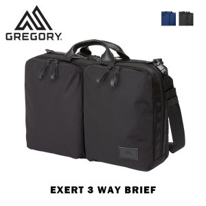 グレゴリー GREGORY ビジネスバッグ イグザート3ウェイブリーフ EXERT 3WAY BRIEF 1038491041 1038491596 バックパック ビジネス 出張 旅行 3WBF 国内正規品|hikyrm