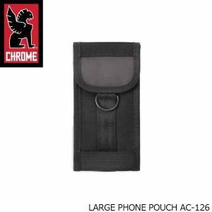クローム LARGE PHONE POUCH ラージ フォンポーチ AC-126 CHROME AC126 国内正規品|hikyrm