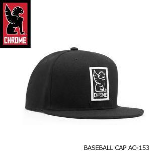 クローム CHROME 帽子 ベースボール キャップ BASEBALL CAP AC153 AC153 国内正規品|hikyrm