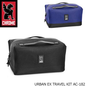 クローム CHROME ポーチ URBAN EX TRAVEL KIT 4L AC-182 AC182 国内正規品|hikyrm