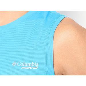 コロンビアモントレイル Columbia Montrail メンズ タイタンウルトラスリーブレスシャツ TITAN ULTRA SLEEVELESS SHIRT AE0175|hikyrm|04
