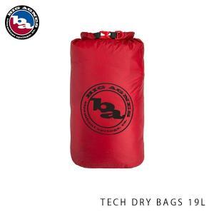 ビッグアグネス テックドライバッグ 19L レッド 防水 バッグ 小物入れ キャンプ アウトドア 釣り BIG AGNES ATDB19L18|hikyrm