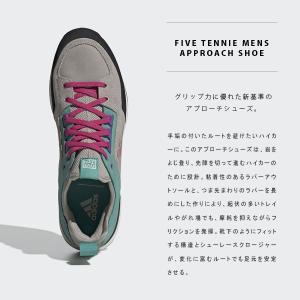 アディダス ファイブテン メンズ アウトドア シューズ FIVE TENNIE アプローチ スポーツ Adidas Five Ten BC0877 国内正規品|hikyrm|02