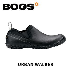 ボグス BOGS メンズ レインシューズ アーバン ウォーカー シューズ スリッポン ローカット 雨 防水 防滑 おしゃれ URBAN WALKER BOG012|hikyrm