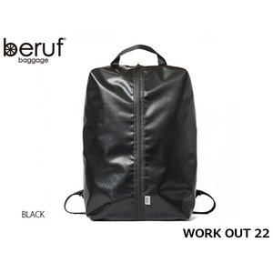 ベルーフ バックパック WORK OUT 22 brf-GR06 22L beruf BRFGR06|hikyrm