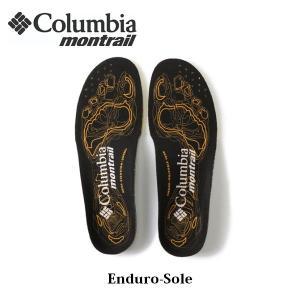 コロンビア モントレイル Columbia montrail エンデュロソール メンズ レディース インソール 中敷き シューケア アクセサリー ENDURO-SOLE BU4573|hikyrm