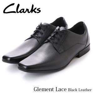 クラークス CLARKS グレメントレース メンズ ビジネス シューズ 紳士靴 ブラックレザー 黒 レザー 本革 コンフォート 革靴 26128211 CLA26128211 国内正規品|hikyrm