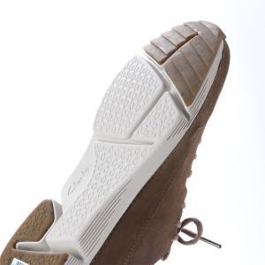 クラークス CLARKS トライスパーク メンズ レザーシューズ ローカット スニーカー カーキ 本革 シューズ 軽量 革靴 26135655 CLA26135655 国内正規品|hikyrm|07