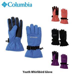 コロンビア Columbia キッズ ユース 手袋 ユースホイールバードグローブ グローブ 防水 保温機能 アウトドア キャンプ CY9997 国内正規品 hikyrm