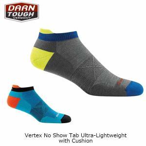 ダーンタフバーモント メンズ メリノウール 靴下 ヴァーテックス ノーショータブ ウルトラライトクッション DARN TOUGH VERMONT DAR19441008 国内正規品|hikyrm