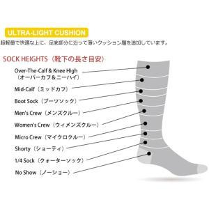 ダーンタフバーモント メンズ メリノウール 靴下 ヴァーテックス ノーショータブ ウルトラライトクッション DARN TOUGH VERMONT DAR19441008 国内正規品|hikyrm|04