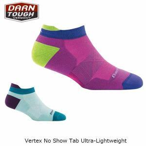 ダーンタフバーモント レディース メリノウール 靴下 ソックス ヴァーテックス ノーショータブ・ウルトラライト DARN TOUGH VERMONT DAR19441016 国内正規品|hikyrm
