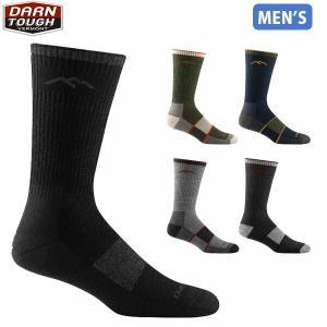 ダーンタフバーモント メンズ 靴下 ソックス ハイカー ブーツソック フルクッション ハイキング トレッキング DARN TOUGH VERMONT DAR19441405 国内正規品|hikyrm