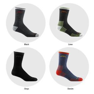 ダーンタフバーモント メンズ メリノウール ソックス 靴下 マイックロクルークッション ハイキング トレッキング DARN TOUGH VERMONT DAR19441466 国内正規品|hikyrm|06