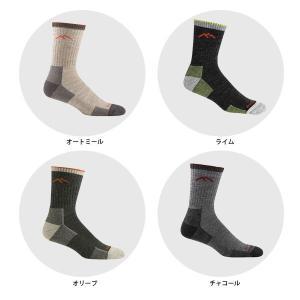 ダーンタフバーモント メンズ メリノウール ソックス 靴下 マイックロクルークッション ハイキング トレッキング DARN TOUGH VERMONT DAR19441466 国内正規品|hikyrm|07