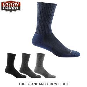 ダーンタフバーモント メンズ メリノウール ソックス 靴下 1680 スタンダード クルー ライト 抗菌 消臭 DAR19441680 国内正規品|hikyrm