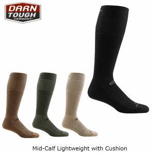 ダーンタフバーモント メンズ メリノウール ソックス 靴下 T3005 タクティカル ミッドカフ ライトクッション DAR19443005 国内正規品|hikyrm