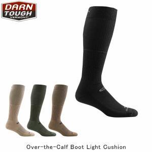 ダーンタフバーモント メンズ メリノウール ソックス 靴下 T3006 タクティカル オーバーカフ ライトクッション DAR19443006 国内正規品|hikyrm